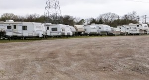 Boat & RV Storage Facility in Wylie, Texas