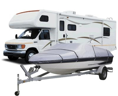 Boat & RV Storage Tips