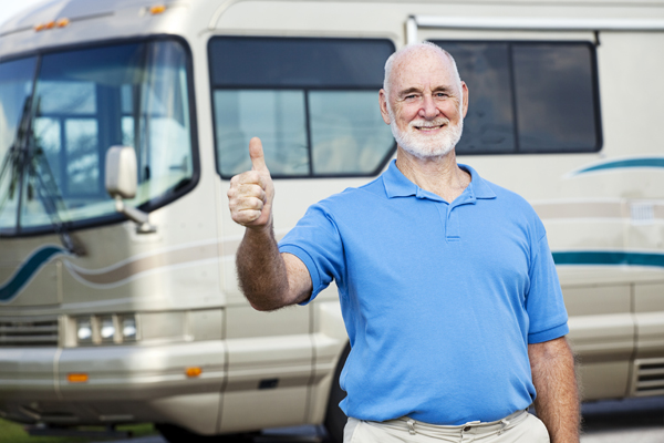 Store Your RV Safely with Boat & RV Storage