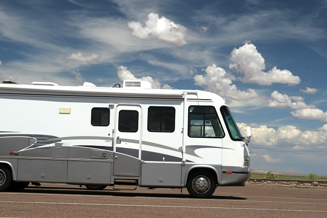 Uncovered Storage is Perfect for Your RV or Boat