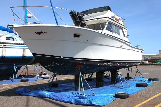 Use Boat Storage to Stay on Top of Maintenance