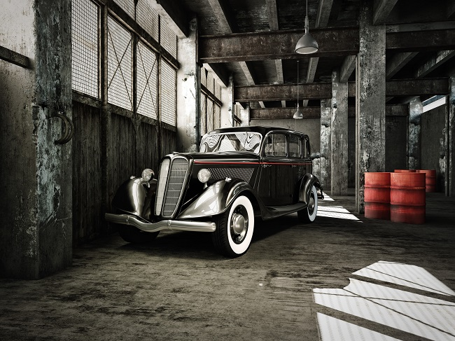 Protect Your Classic Cars With Long-Term Auto Storage
