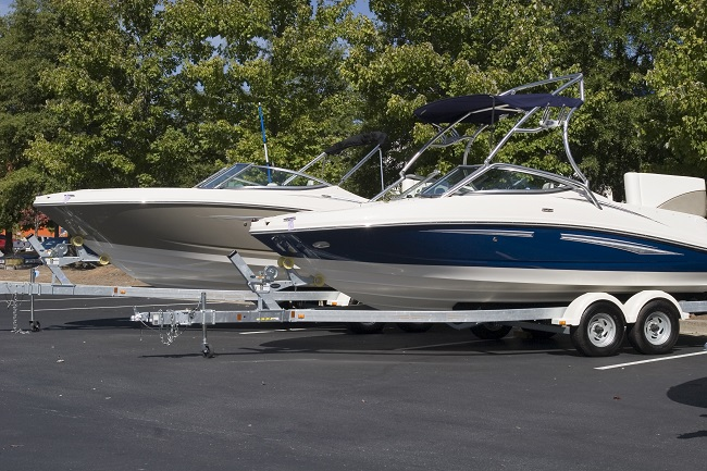 Summer Property On Lake Lavon? Benefits Of Boat Trailer Storage