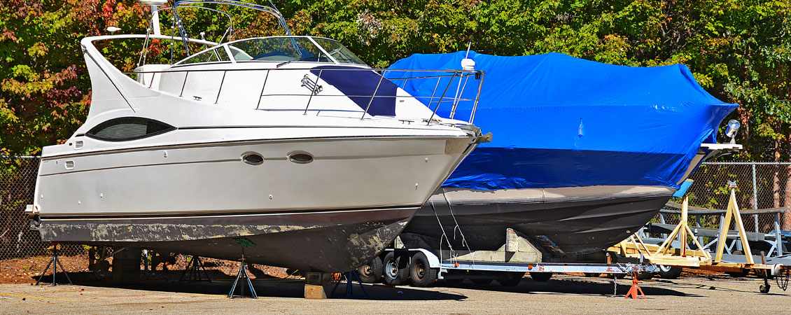 Save Time by Preparing for Drop-Off with Boat Storage