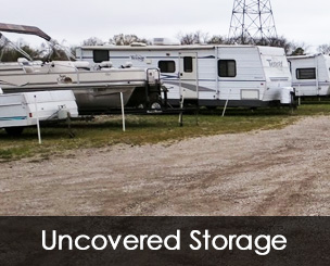 3 Items You Can Store In Uncovered Storage