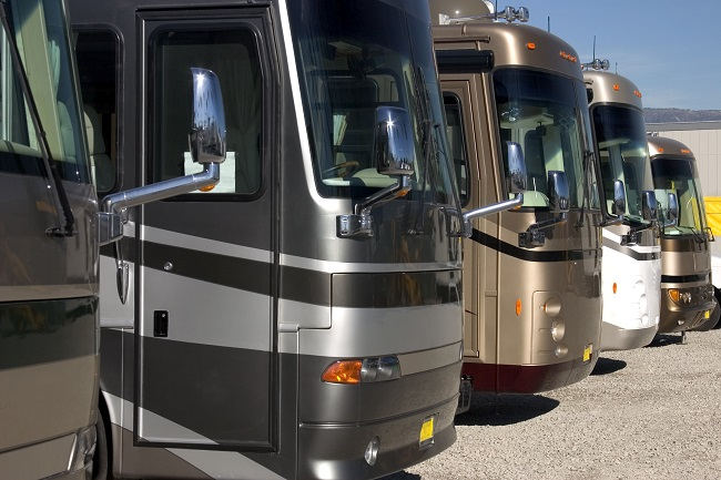 Invest in RV Long-Term Auto Storage
