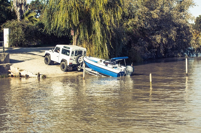 Taking Your Boat Out of Storage and Into the Water