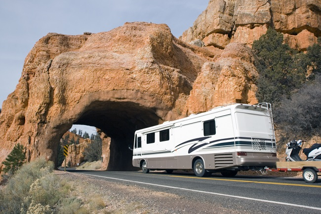 4 Options for Storing Your RV