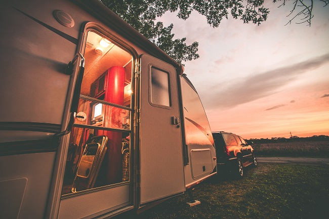 3 Ways your Camper could Benefit from Uncovered Storage
