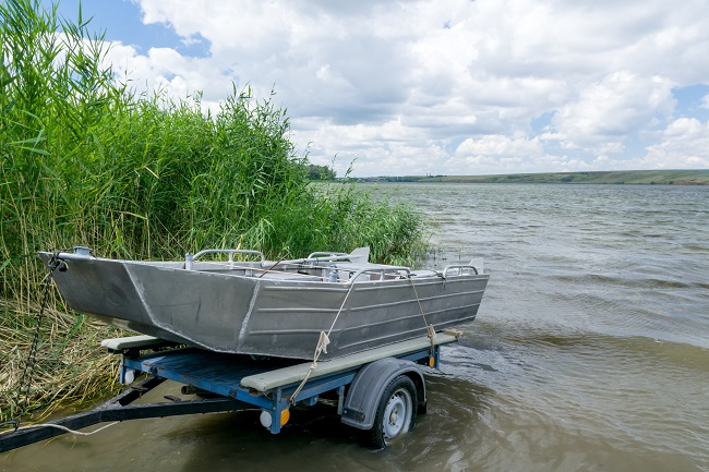 Have You Thought About Boat Trailer Storage?