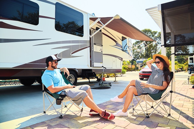 The Primary Benefits of Covered RV Storage