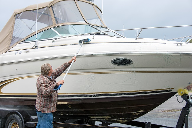 Do These Things when Taking your Boat out of Storage