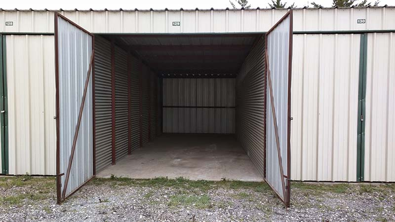 Discover Why Enclosed Storage Is The Perfect Winter Option