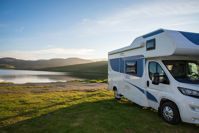 Camper Storage: Protect Your Investment