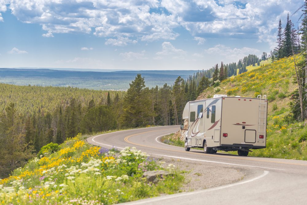 Camper Storage: Planning Ahead