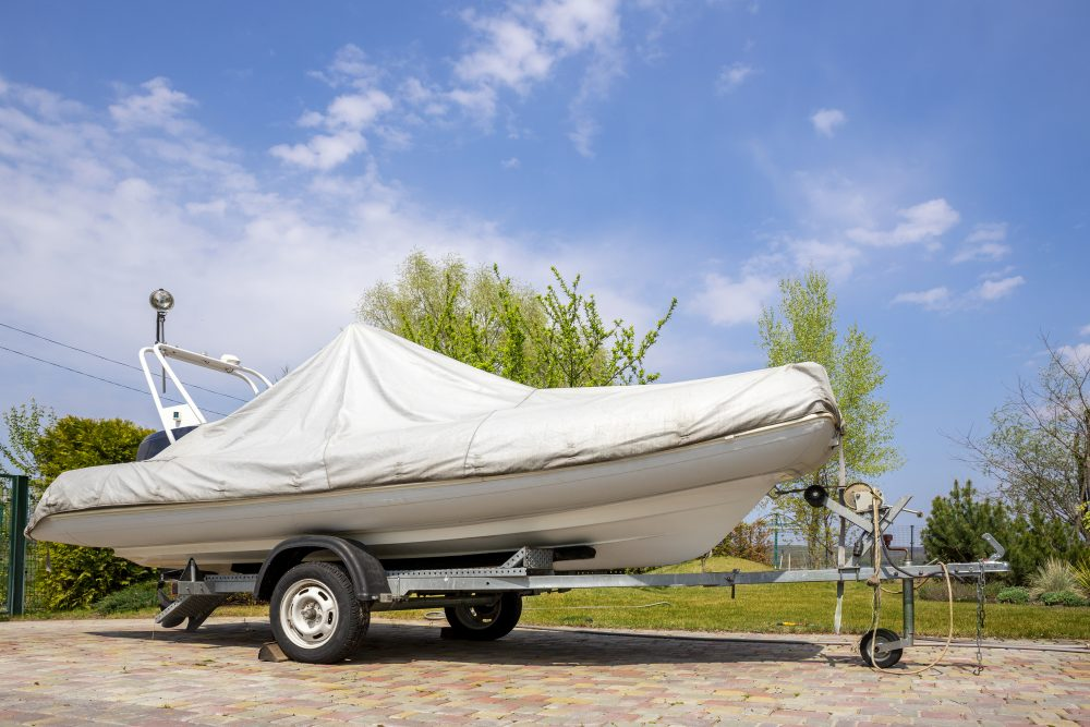 Have Peace Of Mind While Storing Your Boat