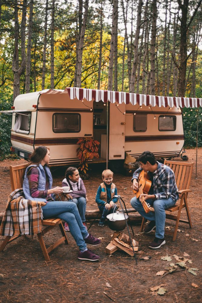 Why Fall is the Best Time For Camping